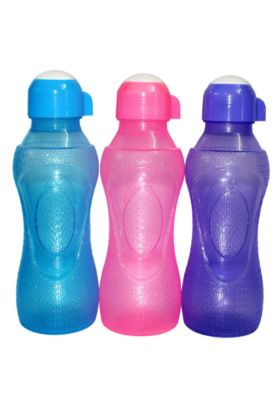 Buy Trioflextech Pack Of 3 Frosty Water Bottel 1000ml online