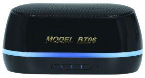 Buy Adcom Mini-bt06 Wireless Mobile/tablet Speaker(black) online