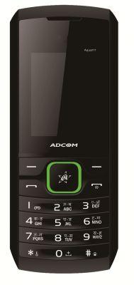 Buy Adcom Aqua 111 Dual Sim Mobile Phone_ Black &green online