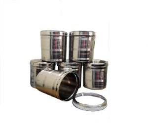 Buy Set Of 6 See Through Tool Touch Canister 2250 Ml Each online