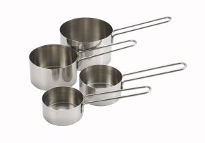 Buy Dynamic Store Set of 4 measuring cup with wire handle online