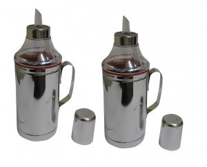 Buy Set Of 2 Oil Dropper With Handle - 1000 Ml Each online
