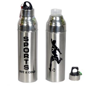 Buy Insulated Hot & Cold Water Bottle 1000 Ml Set Of 2 online