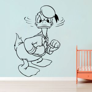 Buy Decor Kafe Decal Style Donald Wall Sticker online
