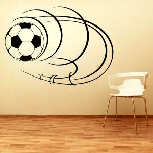 Buy Decor Kafe Decal Style Football Medium Wall Sticker online