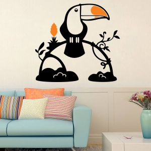 Buy Decor Kafe Decal Style Toucan Wall Sticker online