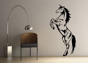 Buy Decor Kafe Decal Style Horse Wall Sticker online