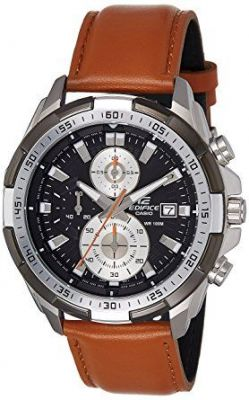 Buy Imported Casio Chronograph Black Dial Men'S Watch online