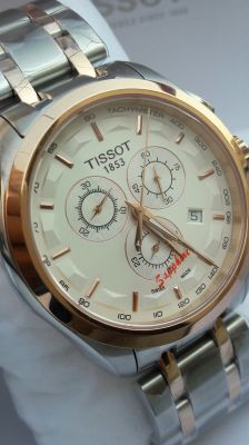 Buy Imported Tissot 1853 Couturier Sapphire Crystal Scratch Resistant Glass Watch For Mens online