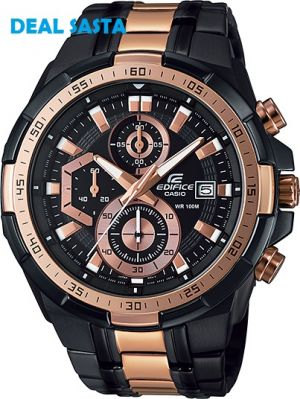 Buy Imported Casio Edifice 539bkg Watch For Men By Deal Sasta online