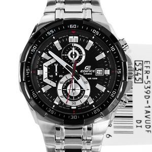 Buy Casio Black Dial Silver Chain New Arrival Watch For Men online