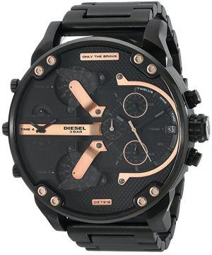 Buy Diesel Men's Daddy 2.0 Chronograph Watch-dz 7312 online