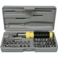 Buy 41 PCs Bit And Socket Set Tool Kit Foldable Screw Driver Set online