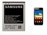 Buy Samsung Ebf1a2gbu/eb-f1a2gbu 1650mah Li-ion Battery For Galaxy S2 I9100 online