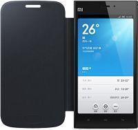 newest 2ef6f a0277 Xiaomi Mi4 Hi Grade Flip Cover (black) Sc7071