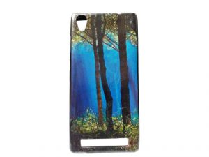 Buy Kelpuj Mobile Back Case Cover For Intex Aqua Power Plus online