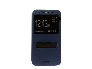 more photos 022a0 aa507 Kelpuj Artificial Leather Blue Flip Cover For Motorola Moto G(3rd Gen) -  Kel-as29606814