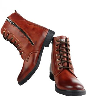 Buy Elvace Brown Men Boot-5018 online