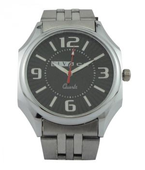 Buy Elvace Silver Dolphinic Men Watches - (product Code - 504) online