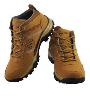 909d4eeaa88b7b Buy Elvace Tan Styleo Boot Men Shoes Online