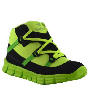 Buy Elvace Green_black Greenbird Sports Men Shoes online