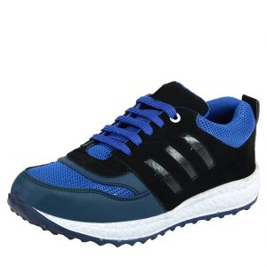 Buy Blue Running Shoes For Men (code - 8030a) online