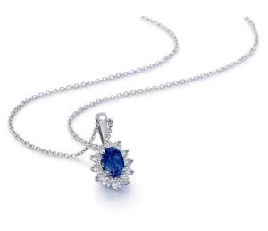 Buy Sheetal Diamonds 0.65tcw Real Round Diamond Certified Pendant Without Chain P0164-14k online