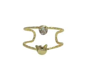 Buy Fashblush Forever New Glam Alloy Ring online