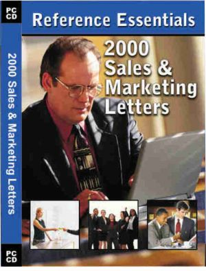 Buy 2000 Sales & Marketing Letters online