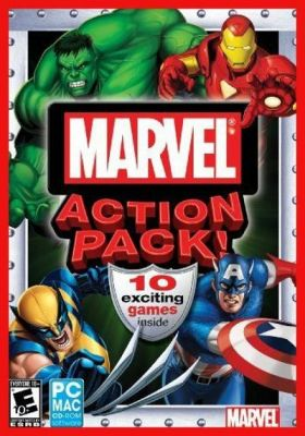 Buy Marvel Action Pack PC Games online