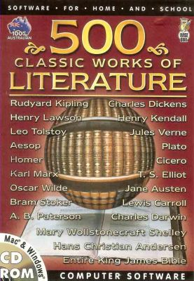 Buy 500 Classic Works Of Literature online