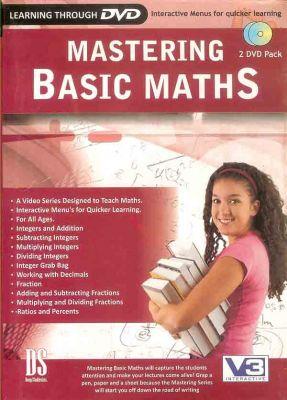Buy Mastering Basic Maths (2 DVD Pack) online