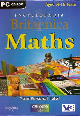 Buy Encyclopedia Britannica Maths (ages 14-16) online