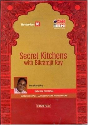 Buy Secret Kitchens With Bikramjit Ray Indian Edition online