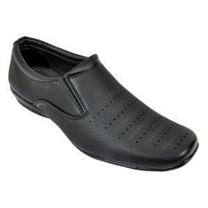 Buy Altek Comfy Stylish Black Formal Shoe (product Code - Foot_1422_black) online