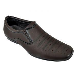 Buy Altek Trendy Comfort Brown Formal Shoe (product Code - Foot_1422_brown) online