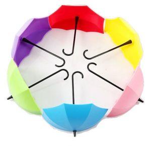 0f1b3c723948f Buy Gade 6pcsumbrella Drop Style Clothes Key Hat Wall Hanger Hooks online
