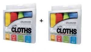 Buy Omrd Buy 1 Get 1 Free Cleaning Cloth Microfiber 4 Pieces Set online