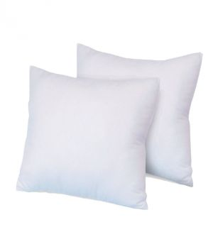 Buy Welhouse Non Wooven Cushion Filler Set Of 2 (18x18inches) online