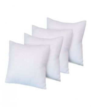 Buy Welhouse Non Wooven Cushion Filler Set Of 4 (24x24inches) online
