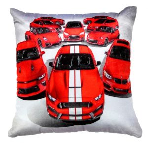 Buy Welhouse sports cars printed cushion covers online