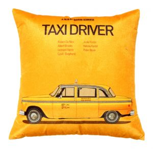 Buy Welhouse Taxi Driver Printed Cushion Cover Vl_cu-042 online