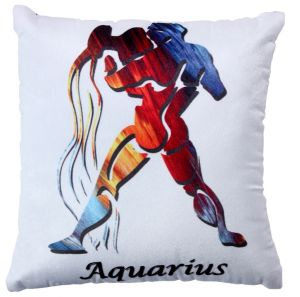 Buy Welhouse Horoscope printed cushion cover online