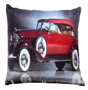Buy Welhouse satin printed cushion cover online