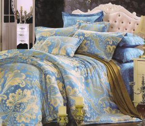 Buy Welhouse India Cotton Damask Design Double Bedsheet With Two Pillow Cover online