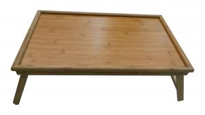 Buy Welhouse India Wooden Laptop Table / Multipurpose Table - Eco Friendly Wood online
