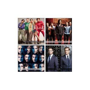 Buy 10 AM TV Show _1 Coasters- Sunboard - ( Set Of 4 ) online