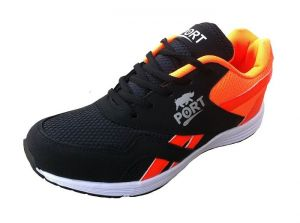 Buy Port Orange Black Flx Point.22 Gym &training Sport Shoes For Women-orngblkflx.22 online