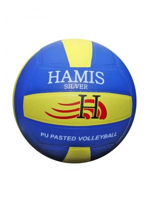 Buy Hamis Silver Pu Pasted Volley Ball online