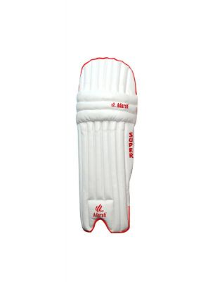 Buy Adarsh White Cricket Pad online